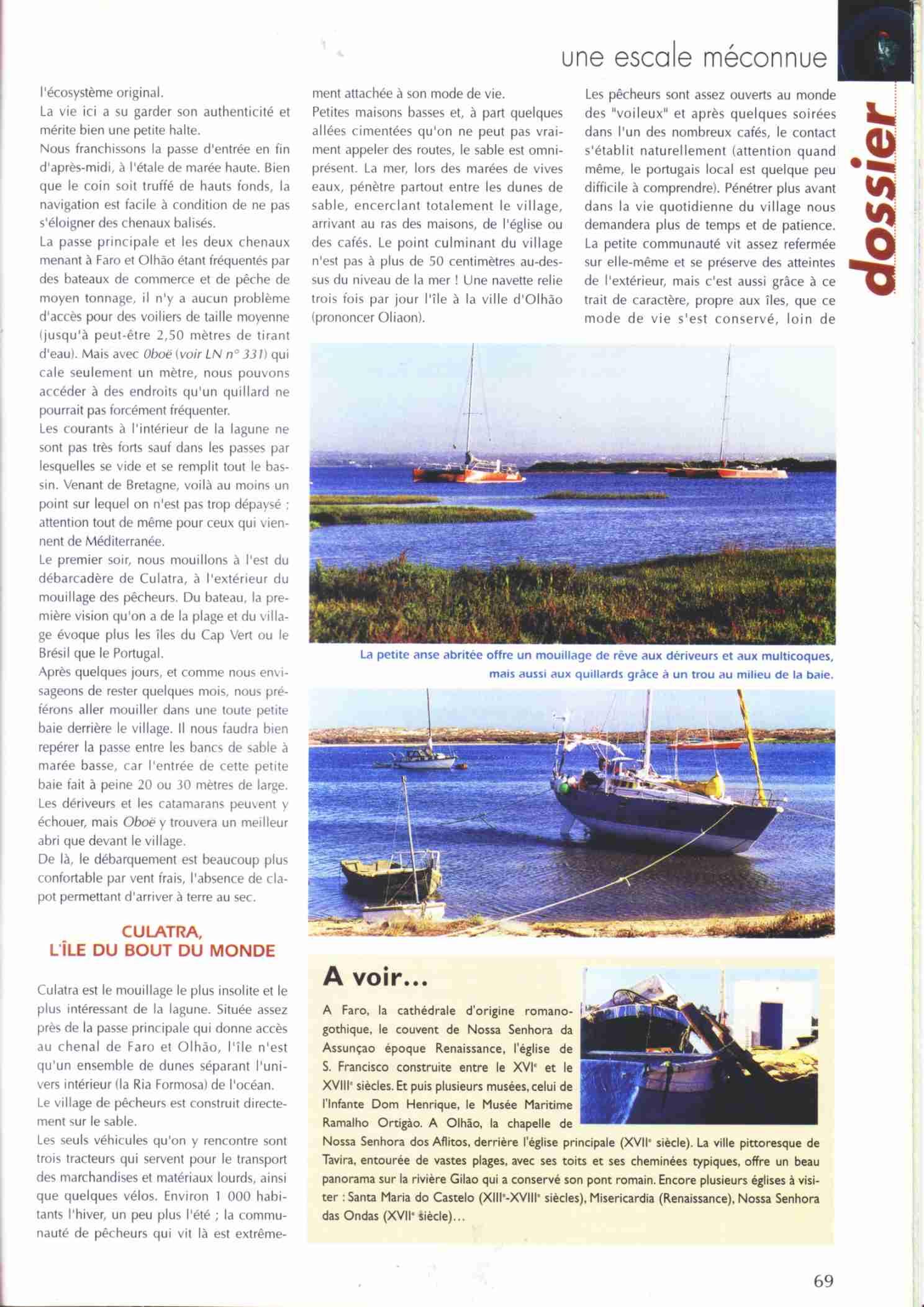 loisirs nautiques n°335-p2