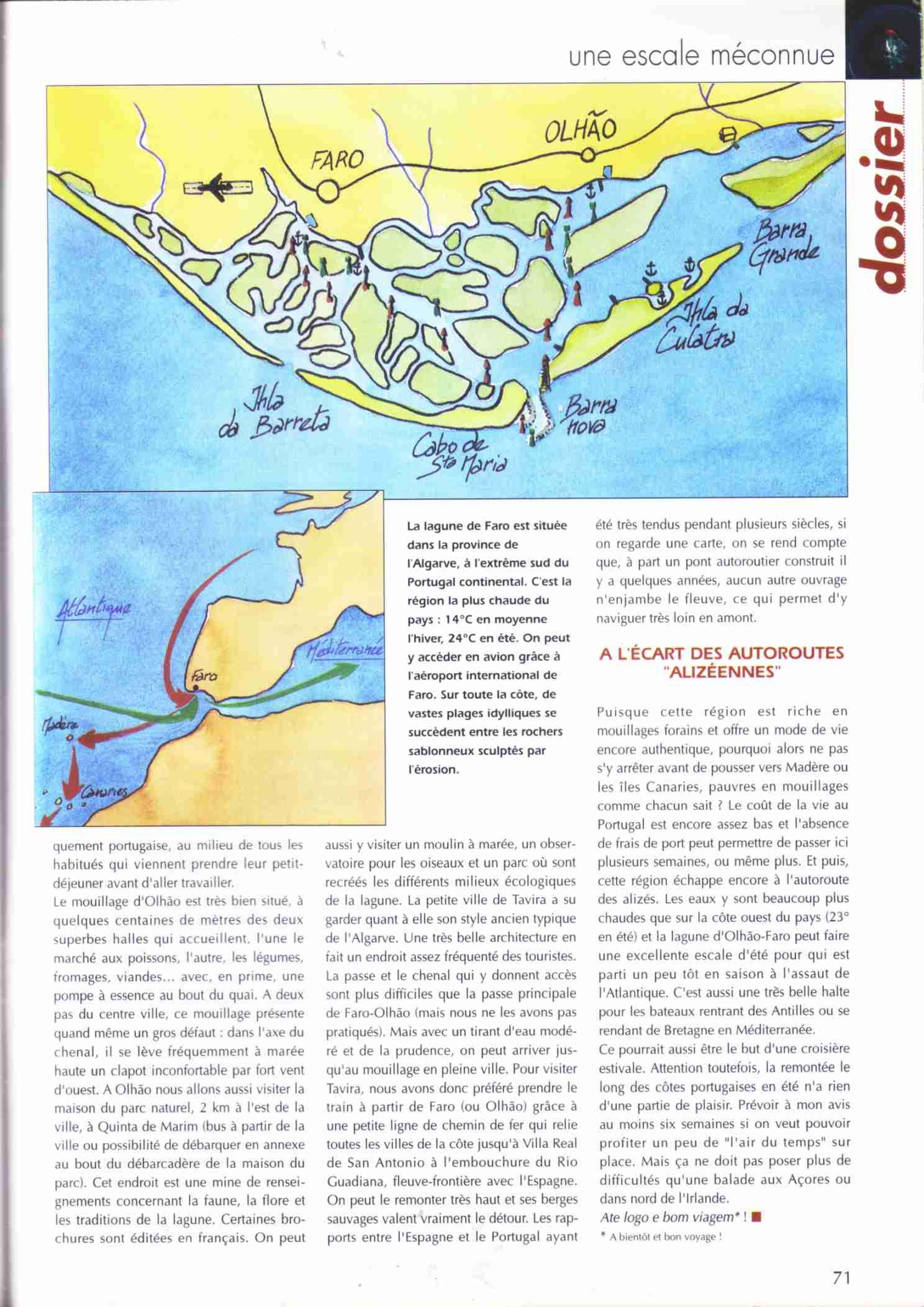 loisirs nautiques n°335-p4